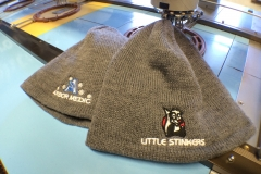 Embroidered Beanies | Hats | Bozeman, MT
