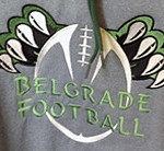 Athletic Apparel Embroidery Services