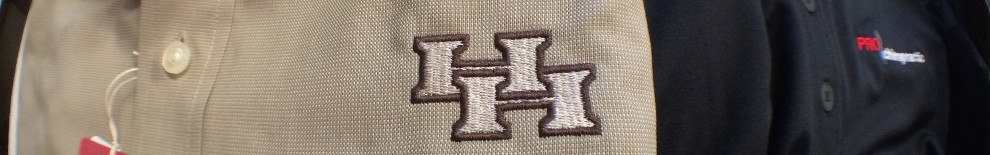 Corporate | Business Embroidery | Montana Embroidery | Bozeman, MT